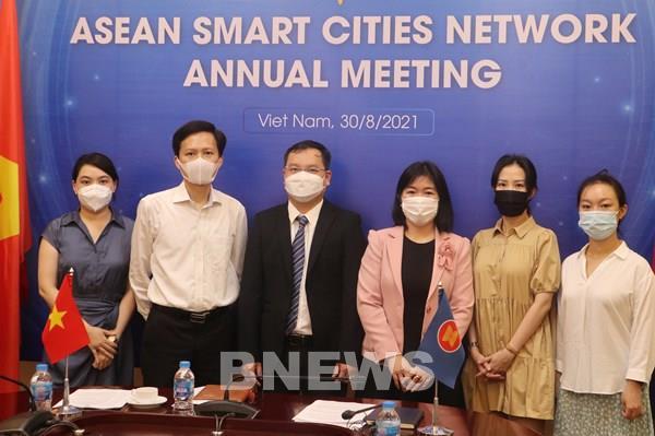 Gia tăng cơ hội phát triển trong Mạng lưới đô thị thông minh ASEAN
