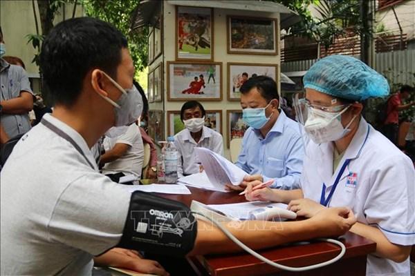 Bộ Y tế hướng dẫn mua thuốc phục vụ phòng, chống dịch COVID-19