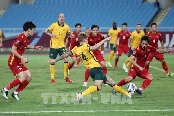 Truyền thông Australia đánh giá về trận đấu với Việt Nam như thế nào?