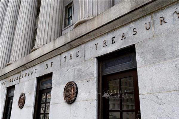 Mỹ trên đà ghi nhận khoản thâm hụt ngân sách cao thứ 2 trong lịch sử