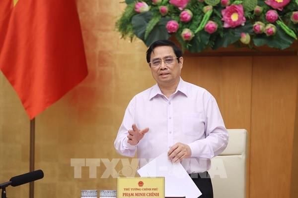 Thủ tướng Phạm Minh Chính: Chống tham nhũng, tiêu cực trong mua sắm phòng, chống dịch COVID-19  