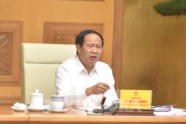 Phó Thủ tướng Lê Văn Thành: Không lùi tiến độ cao tốc Bắc Nam