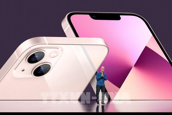 Apple ra mắt iPhone 13: Nhiều cải tiến về tính năng camera, tuổi thọ pin