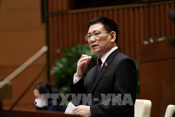 Bộ trưởng Hồ Đức Phớc: Ngân sách nhà nước bảo đảm đủ cho các nhiệm vụ chi