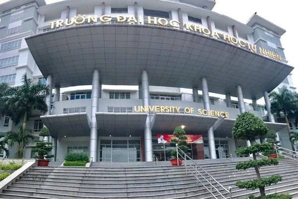 Điểm chuẩn Đại học Khoa học Tự nhiên (Đại học Quốc gia TPHCM) năm 2021