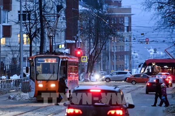 Xả súng tại trường đại học ở Nga: Ít nhất 8 người thiệt mạng