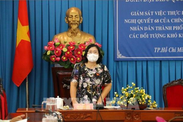 Tp Hồ Chí Minh tối ưu hóa công nghệ để hỗ trợ đơn vị, doanh nghiệp và người lao động