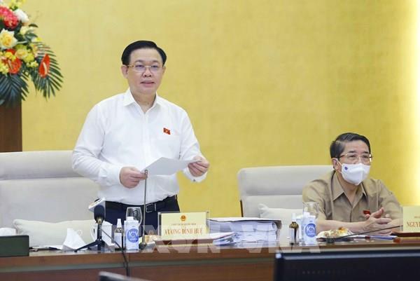 Chủ tịch Quốc hội: Đất đai phải được phân bổ hợp lý với tầm nhìn dài hạn