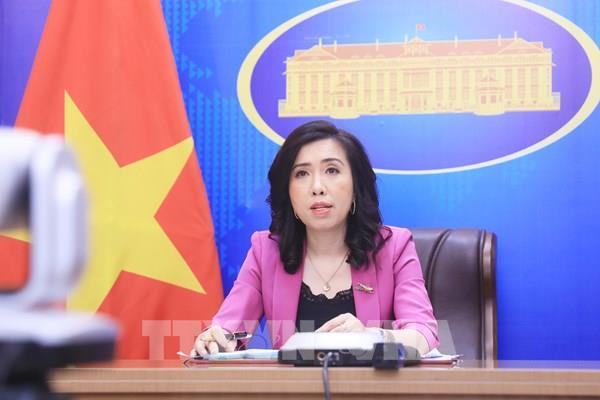 Các cơ quan chức năng của Việt Nam luôn theo dõi sát các diễn biến trên Biển Đông