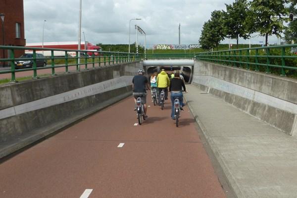 Bỉ sẽ xây đường cao tốc cho xe đạp