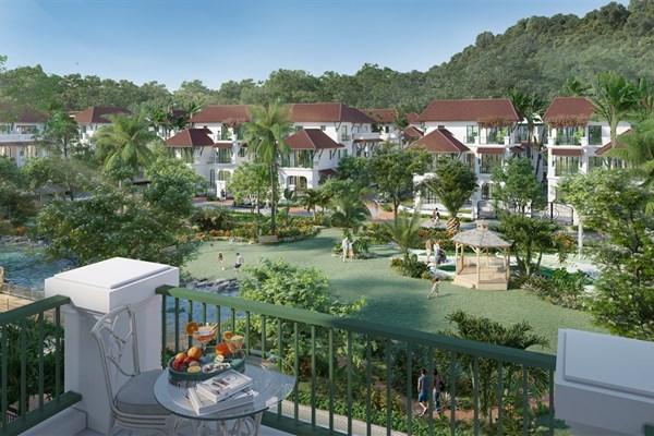 97% biệt thự Sun Tropical Village được đăng ký đặt chỗ