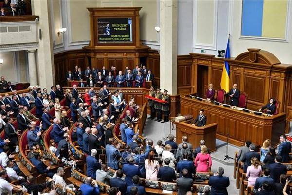 Ukraine thông qua luật hạn chế ảnh hưởng của giới tài phiệt