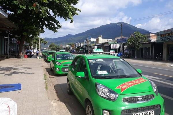 Lái xe taxi tại Lâm Đồng có được hỗ trợ không?