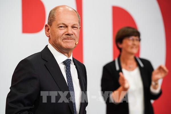 Bầu cử Quốc hội Đức: Các ứng cử viên đề cập khả năng thành lập liên minh cầm quyền