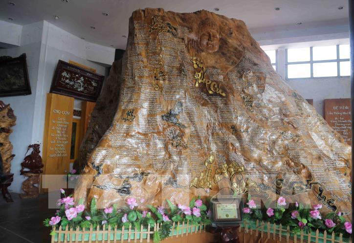 Cận cảnh chùa Linh Phước (Lâm Đồng) lập nhiều kỷ lục Việt Nam
