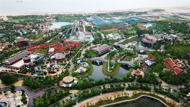 Thiên đường giải trí Sun World Halong Complex Hè 2018