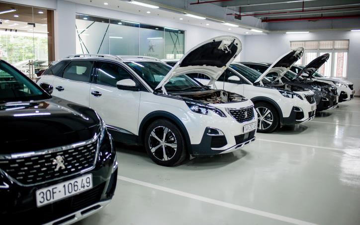 Mua xe Peugeot 5008 và 3008 sẽ được hưởng nhiều ưu đãi bảo hành và bảo hiểm