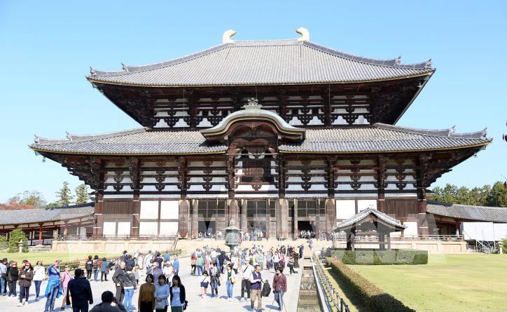 Độc đáo công viên Nara (Nhật Bản) - hình 0