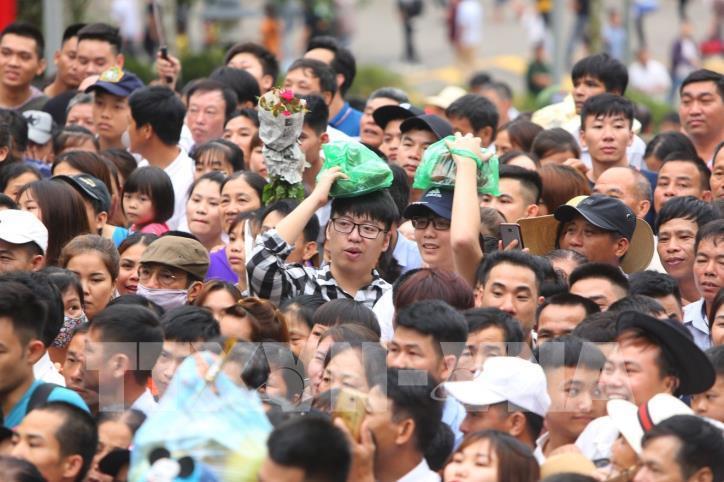Người dân cả nước về dâng hương tưởng niệm các vua Hùng - hình 5