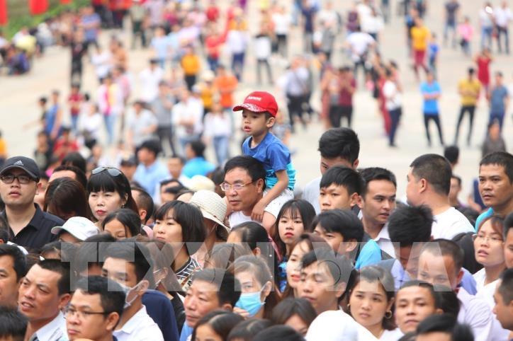 Người dân cả nước về dâng hương tưởng niệm các vua Hùng - hình 8