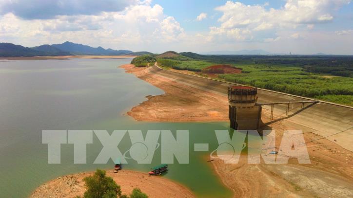 Hấp dẫn điểm du lịch xanh hồ Kẻ Gỗ - hình 2