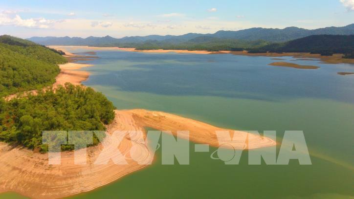Hấp dẫn điểm du lịch xanh hồ Kẻ Gỗ - hình 5