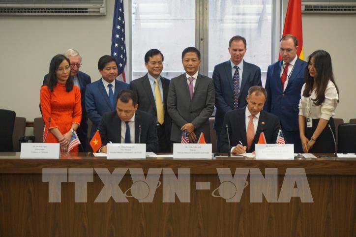 Việt Nam-Hoa Kỳ hợp tác năng lượng toàn diện