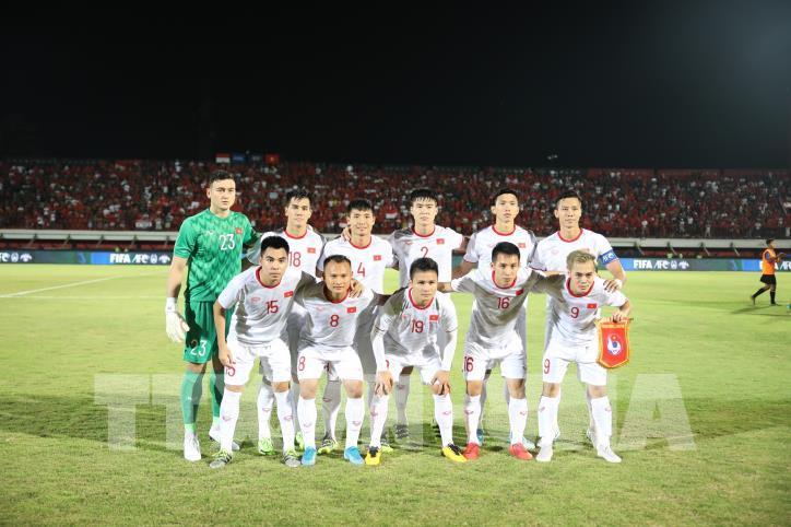 Bong đa Việt Nam Trở Lại Top 15 Chau A Tren Bảng Xếp Hạng Fifa
