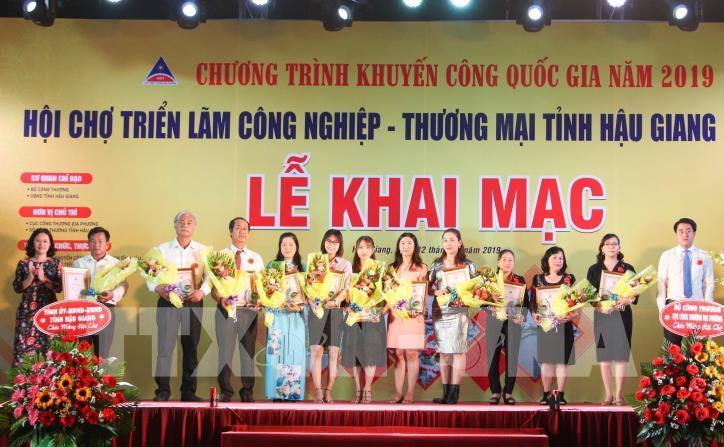 Tây Ninh tham dự hội chợ Hậu Giang 2019