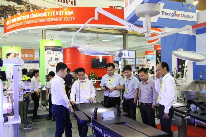 Gần 450 đơn vị tham gia triển lãm quốc tế VIETNAM MEDI-PHARM 2020