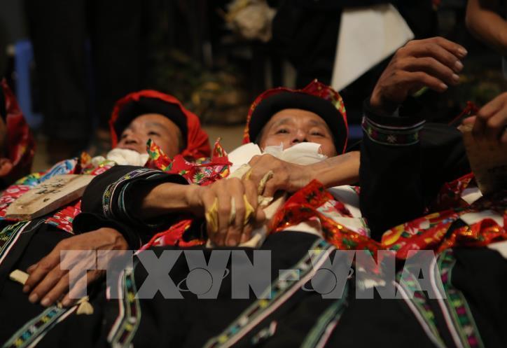 Độc đáo Lễ Tẩu sai của dân tộc Dao Tiền ở Cao Bằng - hình 1
