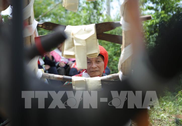 Độc đáo Lễ Tẩu sai của dân tộc Dao Tiền ở Cao Bằng - hình 4