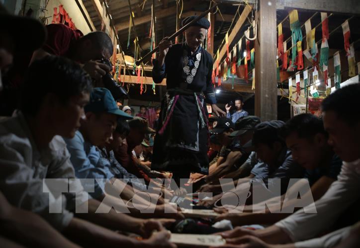 Độc đáo Lễ Tẩu sai của dân tộc Dao Tiền ở Cao Bằng - hình 7
