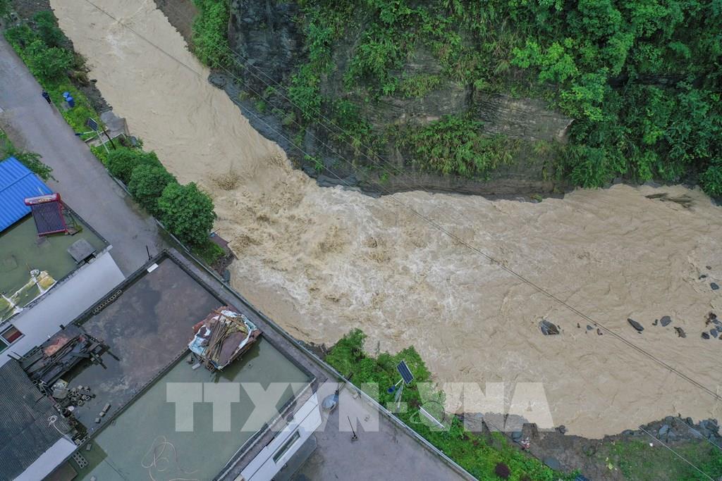 Miền Nam Trung Quốc Tiếp Tục đối Mặt Nguy Cơ Lũ Lụt Nghiem Trọng