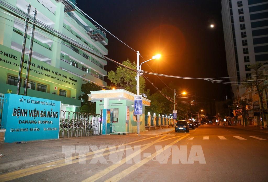 Thêm điểm nóng dịch COVID-19 ở Đà Nẵng được gỡ phong tỏa