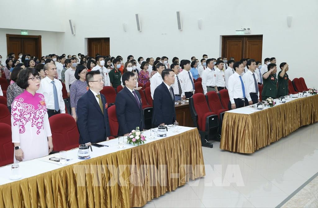 Thông tấn xã Việt Nam tổ chức Đại hội Thi đua yêu nước lần thứ V