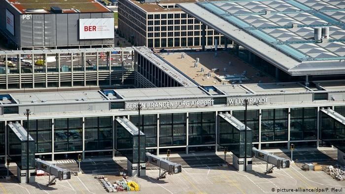 Thủ đô Berlin có sân bay quốc tế mới sau 9 năm trì hoãn