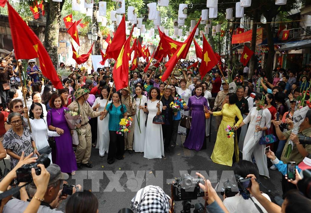 """Hà Nội khẳng định vị thế """"Thành phố vì hòa bình"""""""