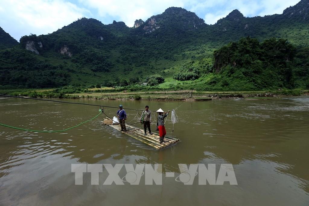 Khó khăn đường vào thăm di tích chiến trường Điện Biên Phủ