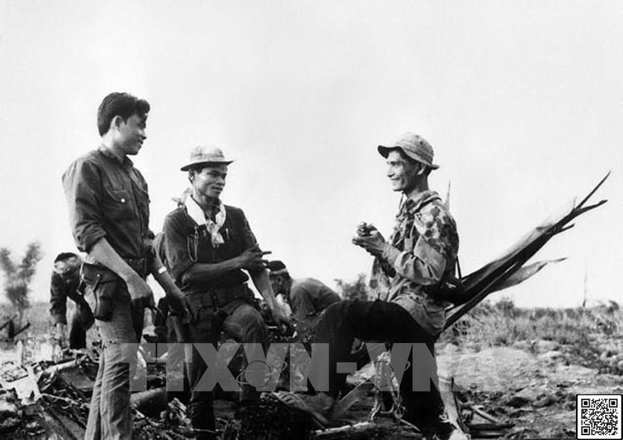 60 năm Thông tấn xã Giải phóng: Tự hào là nhà báo-chiến sĩ Thông tấn xã Giải phóng anh hùng