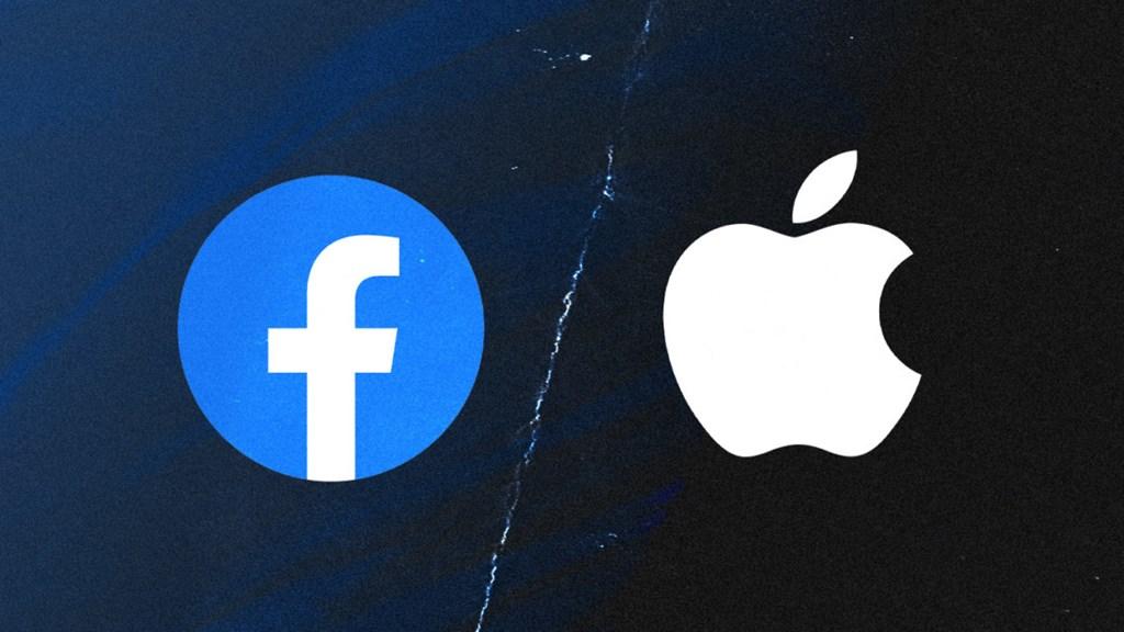 Facebook bước vào cuộc chiến mới với Apple