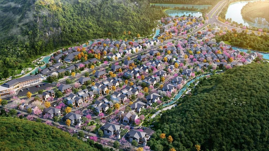 """Biệt thự khoáng nóng Sun Onsen Village – Limited Edition """"đốn tim"""" giới  thượng lưu?"""