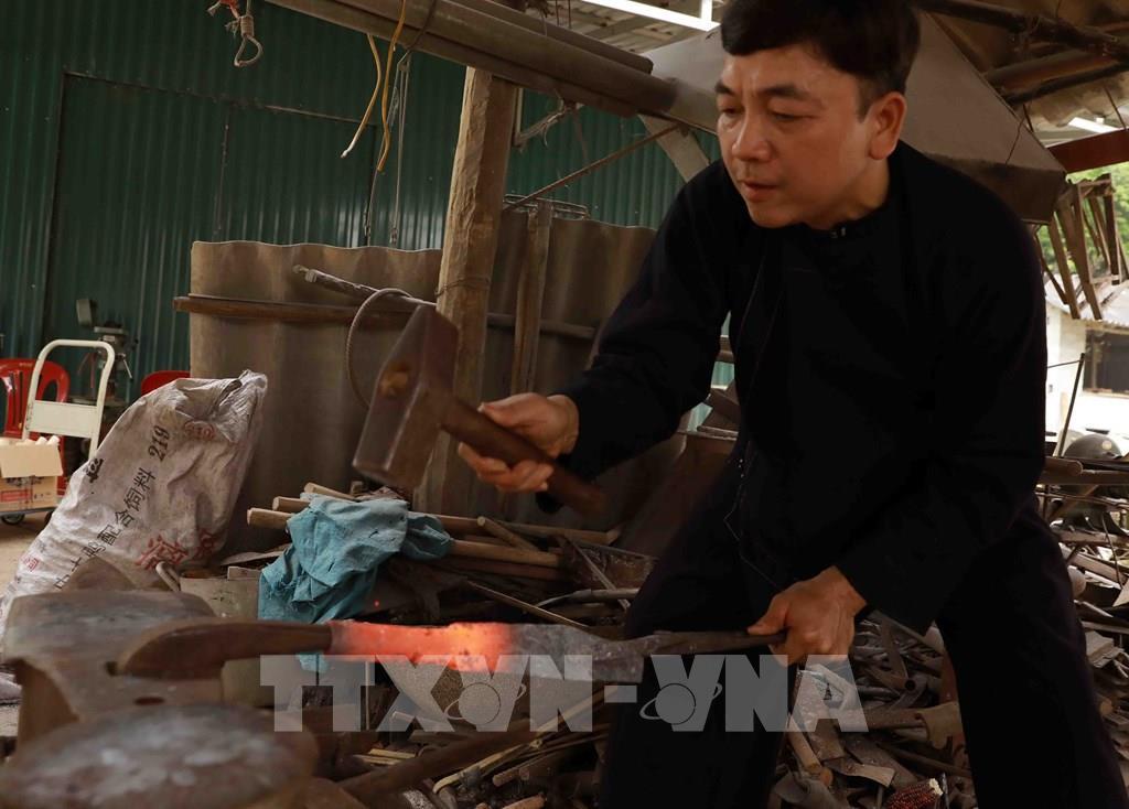 """Ở nơi """"ầm ĩ"""" và """"nóng"""" nhất Cao Bằng có làng truyền thống hơn 300 năm tuổi - Ảnh 5."""