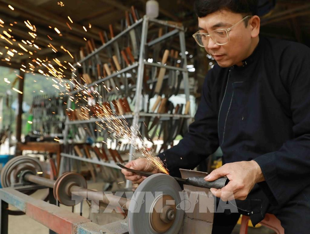 """Ở nơi """"ầm ĩ"""" và """"nóng"""" nhất Cao Bằng có làng truyền thống hơn 300 năm tuổi - Ảnh 8."""