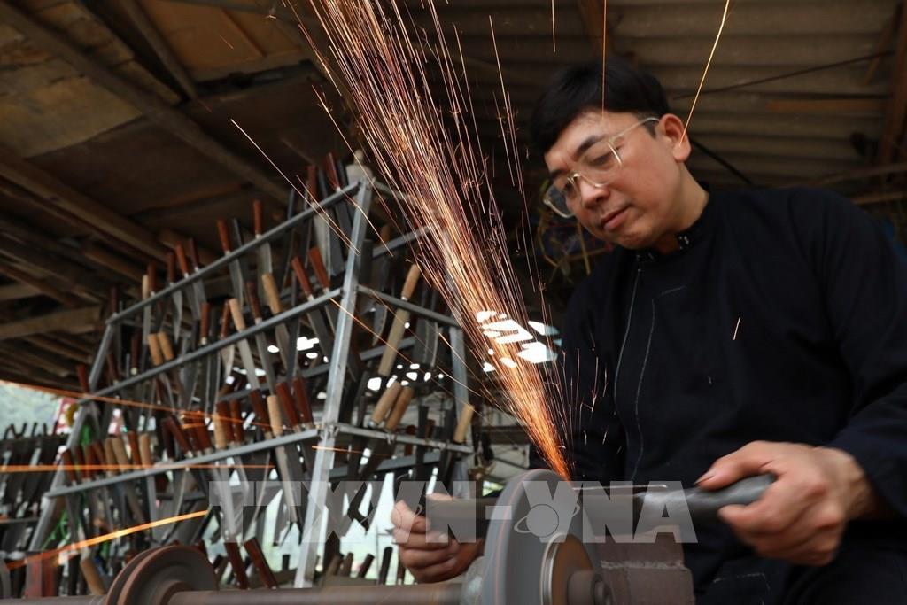 """Ở nơi """"ầm ĩ"""" và """"nóng"""" nhất Cao Bằng có làng truyền thống hơn 300 năm tuổi - Ảnh 11."""