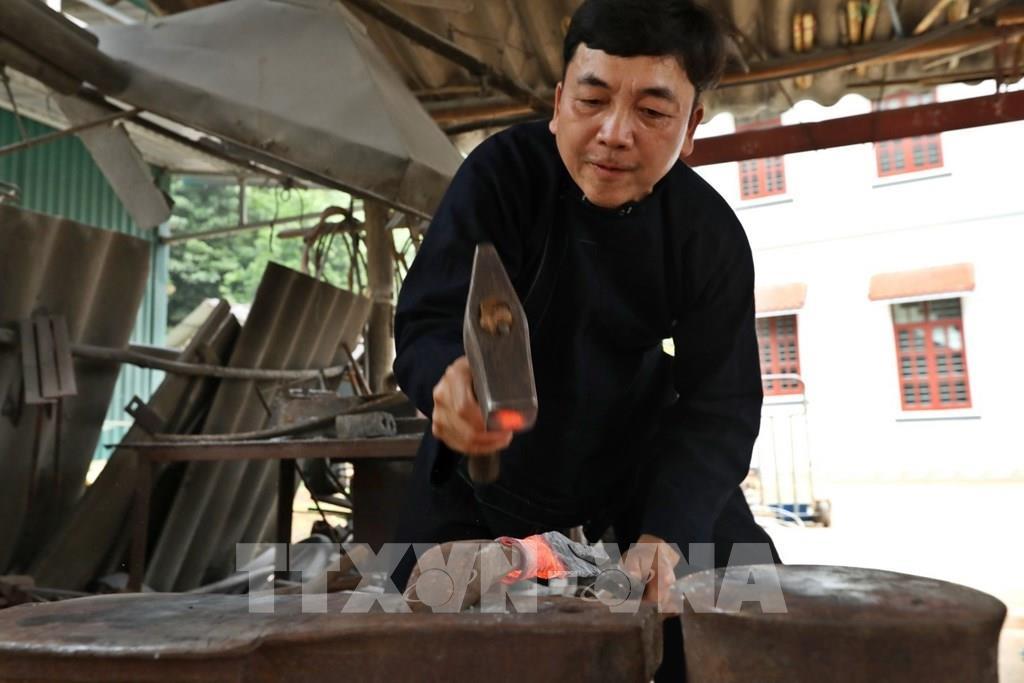 """Ở nơi """"ầm ĩ"""" và """"nóng"""" nhất Cao Bằng có làng truyền thống hơn 300 năm tuổi - Ảnh 13."""