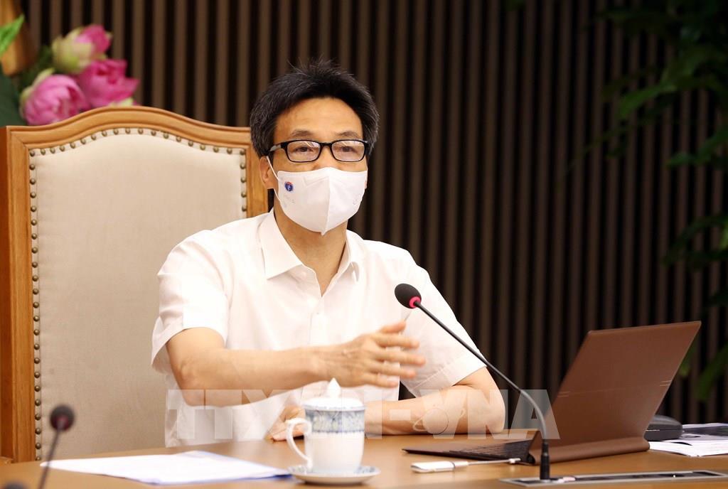 Phải kiểm soát bằng được các ổ dịch COVID-19 trong khu công nghiệp ở Bắc  Ninh, Bắc Giang