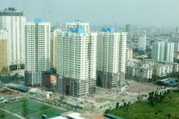 """Cây xanh - Thứ """"xa xỉ"""" đối với người dân tại nhiều khu chung cư"""
