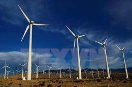 Ai Cập khánh thành nhà máy điện gió lớn nhất khu vực Trung Đông - Bắc Phi