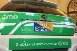 GrabTaxi đổi thương hiệu